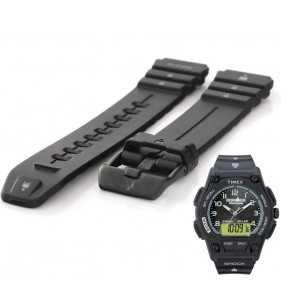 18 mm Oryginalny pasek do zegarka TIMEX Ironman T5K202