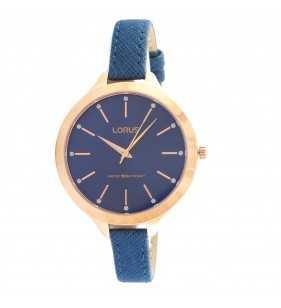 Zegarek damski LORUS niebieski