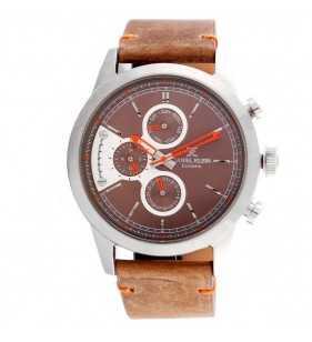 Zegarek męski Daniel Klein 11494-2 brązowy