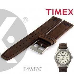 Oryginalny pasek do zegarka TIMEX T49870