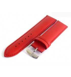 Diloy 302.06 czerwony pasek do zegarka