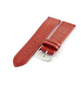 Skórzany pasek do zegarka Diloy 402.06
