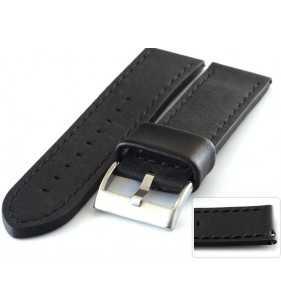 Gruby Skórzany pasek do zegarka Diloy 399.1