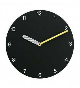 Nowoczesny zegar ścienny Happy Hour