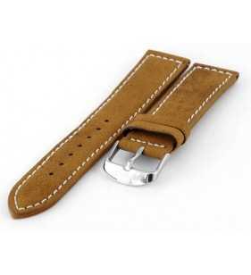 Pasek do zegarka Curren C-012.03s jasno brązowy