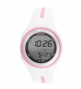 Zegarek sportowy z KROKOMIERZEM  Xonix GRP-01 WR 100m