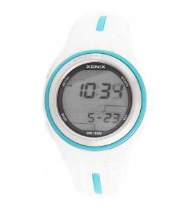 Zegarek sportowy z KROKOMIERZEM  Xonix GRP-02 WR 100m