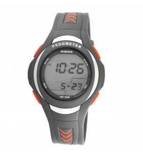Zegarek sportowy z KROKOMIERZEM  Xonix GQP-03 WR 100m