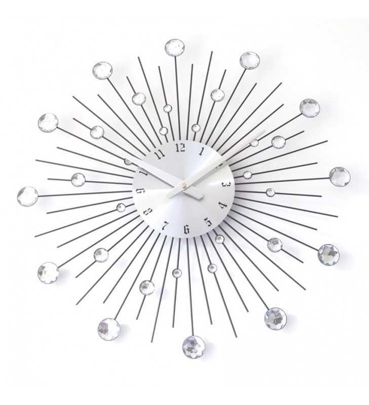 Nowoczesny zegar ścienny Nextgeneration DIAMOND 905 cc