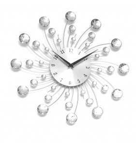 Nowoczesny zegar ścienny Nextgeneration DIAMOND 917