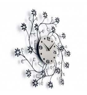 Nowoczesny zegar ścienny Diamond 1291