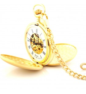 Zegarek kieszonkowy mechaniczny Garde-Ruhla