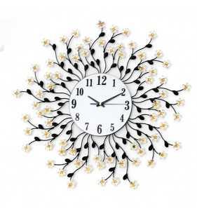 Nowoczesny zegar ścienny Nextgeneration DIAMOND