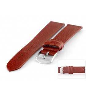 Pasek skórzany do zegarka HORIDO 082.03 jasno brązowy