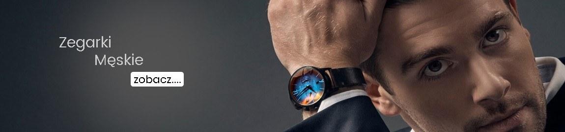 Zegarki naręczne męskie