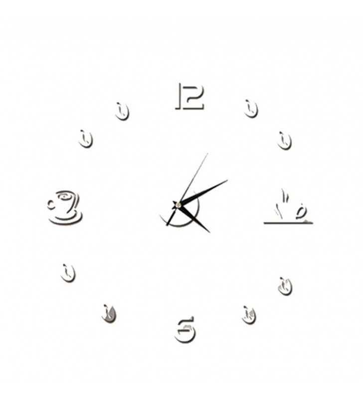 Duży Nowoczesny Zegar ścienny Diy Do 130 Cm