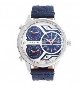 Zegarek męski Daniel Klein 11478-3  niebieski
