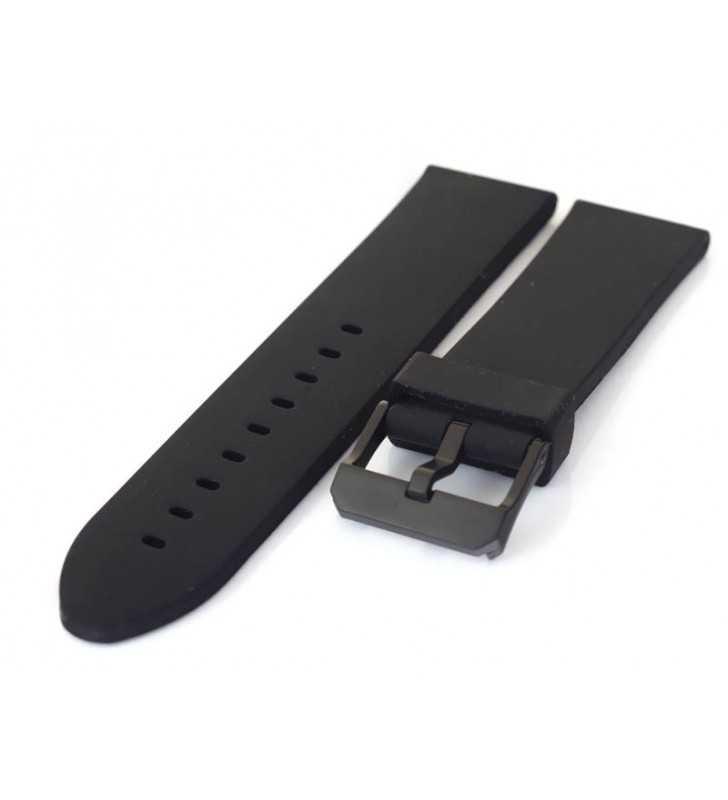 Kauczukowo gumowy pasek do zegarka