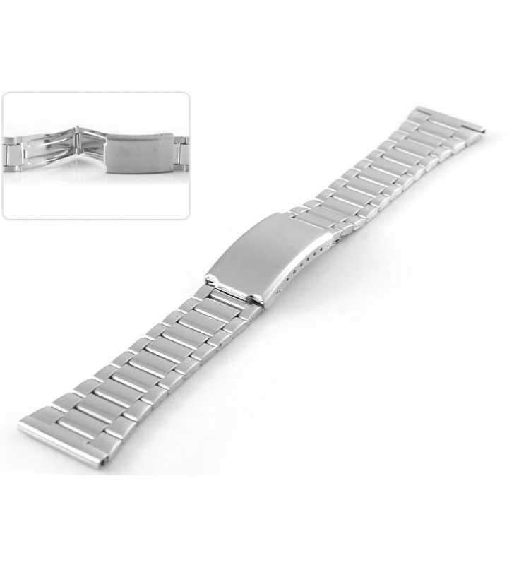 Bransoleta stalowa do zegarka Diloy A12