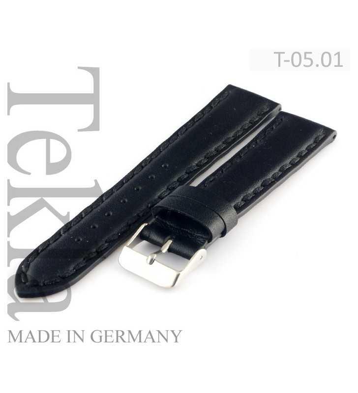 Pasek do zegarka skórzany Tekla T-05.01