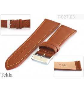 Pasek do zegarka skórzany Tekla T-027.03