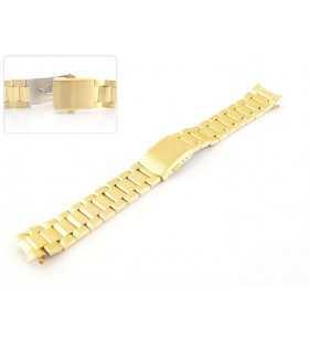 18 mm Bransoleta stalowa do zegarka Diloy CM961C
