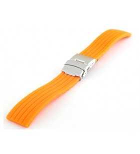 Pasek do zegarka kauczukowo gumowy Curren C-054.26