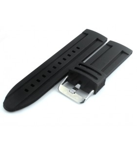 Pasek do zegarka kauczukowo gumowy Telka T-020