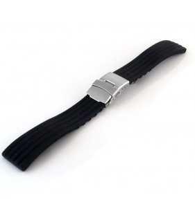 Pasek do zegarka kauczukowy TEKLA T-07