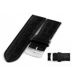 24,28,30 mm Pasek skórzany do zegarka HORIDO 097L.01 XL