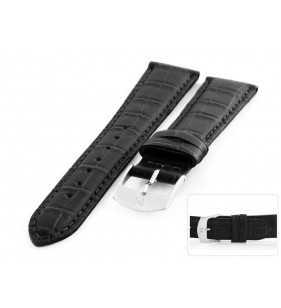 Pasek skórzany do zegarka aligator HORIDO 181L.01 XL