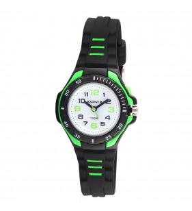 Zegarek dziecięcy  Xonix WV-07 WR 100m do pływania, do nauki godzin, zegarek dla dziecka od 6 lat