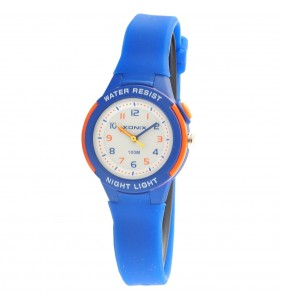 Zegarek dziecięcy XONIX OP-004, zegarek na prezent, zegarek do pływania, zegarek do nurkowania