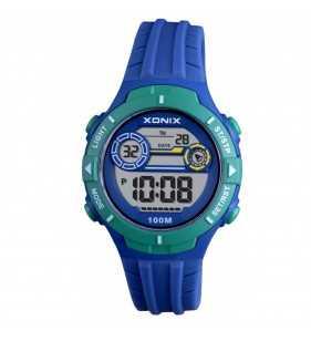 Zegarek dziecięcy  Xonix EX-005 WR 100m do pływania i nurkowania