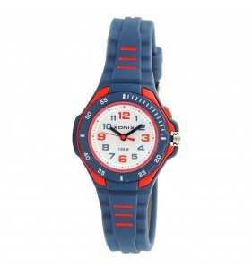 Zegarek dziecięcy  Xonix WV-06 WR 100m do pływania, do nauki godzin, zegarek dla dziecka od 6 lat