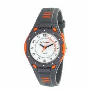 Zegarek dziecięcy XONIX OY-005 Wr 100m, do nauki godzin z podświeteleniem, zegarek na prezent