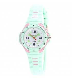 Zegarek dziecięcy  Xonix WV-03 WR 100m do pływania, do nauki godzin, zegarek dla dziecka od 6 lat