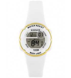 Zegarek dziecięcy sportowy XONIX KE-001 Wr 100m, Xonix, Zegarki damskie