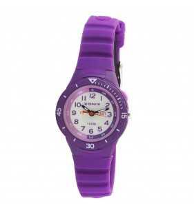 Sportowy Zegarek dziecięcy XONIX OKA-005, nauka godzin, instrukcja do zegarka