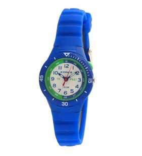 Sportowy Zegarek dziecięcy XONIX OKA-004, nauka godzin, instrukcja do zegarka