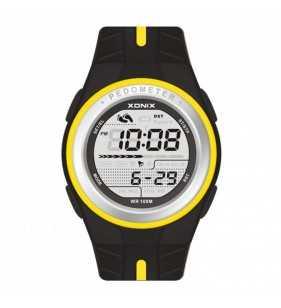 Sportowy Zegarek XONIX GRP-005 z KROKOMIERZEM, Xonix, Zegarki męskie,