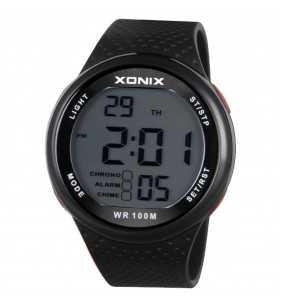 Sportowy Zegarek męski XONIX GJ-007A WODOODPORNY, Xonix, Zegarki męskie,