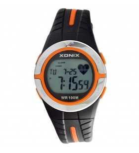 Sportowy Zegarek XONIX HRM2-002 z pulsometrem,BMI, Xonix,