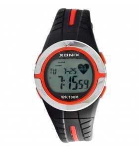 Sportowy Zegarek XONIX HRM2-004 z pulsometrem,BMI, Xonix,