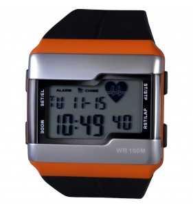 Sportowy Zegarek XONIX HRM1-004 z pulsometrem,BMI