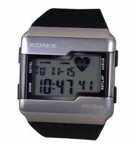 Sportowy Zegarek XONIX HRM1-003 z pulsometrem,BMI