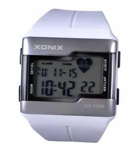 Sportowy Zegarek XONIX HRM1-001 z pulsometrem,BMI