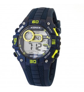 Sportowy zegarek męski XONIX NG-002 Wr 100m,Xonix,Zegarki męskie