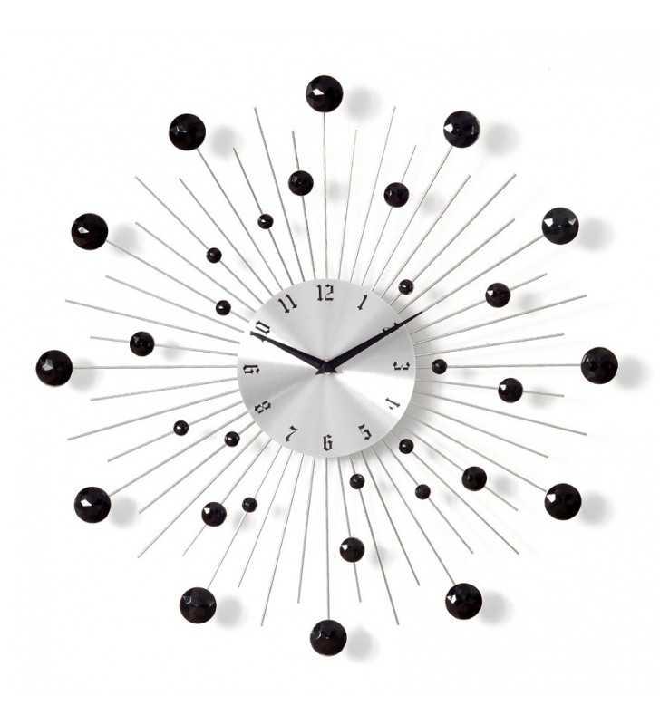Nowoczesny zegar ścienny Nextgeneration DIAMOND 905 szb