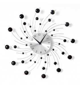 Nowoczesny zegar ścienny Nextgeneration DIAMOND 907 szb